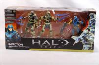 HALO Reach Series 4 Infection 3 Figure Pack