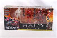 HALO Reach Series 4 Spartan Specter 3 Figure Pack