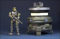 HALO Reach Series 6 Generator Defense Deluxe Box Set by McFarlane