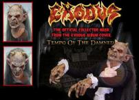 Exodus Tempo Of The Damned Mask by Bump In The Night Productions.