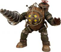 BioShock 2 Big Daddy Ultra Deluxe Action Figure by NECA