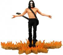 "Cult Classics Hall Of Fame Series 3 Eric Draven ""The Crow"" Figure by NECA."