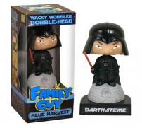 Family Guy Blue Harvest Darth Stewie Bobble Head Knocker by FUNKO