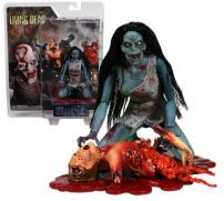 Attack Of The Living Dead Hellen Phase 2 Colour Figure by MEZCO.