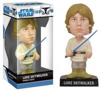 Star Wars Luke Skywalker Bobble Head Knocker by FUNKO