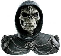 Dark Reaper Adult Full Overhead Deluxe Latex Mask & Shoulder by Rubie's