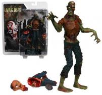 Attack Of The Living Dead Jake Phase 1 Colour Figure by MEZCO.