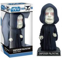 Star Wars Emperor Palpatine Bobble Head Knocker by FUNKO