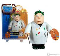 "Family Guy Series 3 Figure ""Christobel"" by MEZCO."