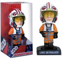 Star Wars X-Wing Luke Skywalker Bobble Head Knocker by FUNKO