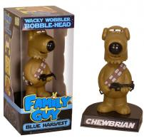 Family Guy Blue Harvest ChewBrian Bobble Head Knocker by FUNKO
