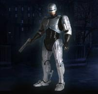 Robocop 7 Inch Figure by NECA 2011 Edition