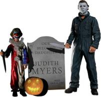 Cult Classics Halloween Evolution Of Evil 2 Figure Set by NECA.