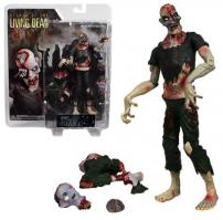 Attack Of The Living Dead Jake Phase 1 Pale Figure by MEZCO.