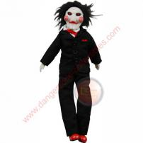 SAW 7 Inch Billy Plush Figure by NECA.
