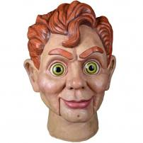 Goosebumps Slappy The Dummy Full Overhead Mask by Trick Or Treat Studios