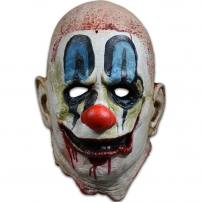 Rob Zombie's 31 Clown Poster Mask 3/4 Overhead Mask by Trick Or Treat Studios