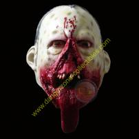 Day Of The Dead Dr Tongue Mask by Bump In The Night Productions.