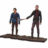 The Walking Dead TV Series Negan & Glenn Deluxe Box Set by McFarlane