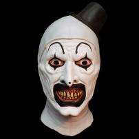Terrifier - Art The Clown Full Overhead Mask by Trick Or Treat Studios