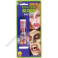 Special F/X Theatrical Extra Thick Blood Gel by Rubie's.