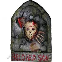 Friday The 13th Jason Voorhees Tombstone by Rubie's.