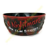 A Nightmare On Elm St Freddy Krueger Chip Bowl by Rubie's.