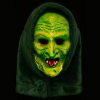 "Halloween 3 ""Season Of The Witch"" Witch Full Overhead Mask by Trick Or Treat Studios"