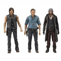 The Walking Dead TV Series Allies Deluxe Box Set by McFarlane