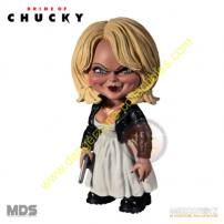 Bride Of Chucky Tiffany Designer Series Deluxe Figure by MEZCO