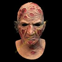 A Nightmare On Elm Street Freddy Krueger Full Overhead Mask by Trick Or Treat Studios