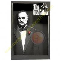 The Godfather Marlon Brando 3D 12 Inch Movie Poster by McFarlane.