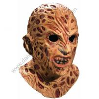 A Nightmare On Elm St Freddy Krueger Deluxe Latex Mask by Rubie's