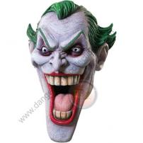 Batman Begins Full Overhead Deluxe Latex Joker Mask by Rubie's
