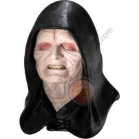 Star Wars Full Overhead Deluxe Latex Emperor Mask by Rubie's.