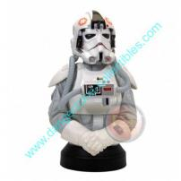 Star Wars AT-AT Driver Mini Bust by Gentle Giant.