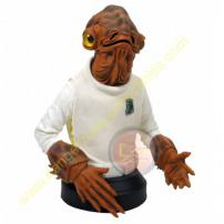 Star Wars Admiral Ackbar Mini Bust by Gentle Giant.