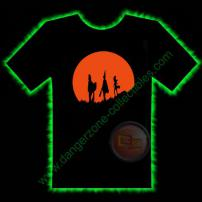 All Hallows Eve Horror T-Shirt by Fright Rags - SMALL