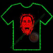 American Psycho Horror T-Shirt by Fright Rags - EXTRA LARGE