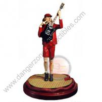 AC/DC Angus Young Limited Edition Statue by Rock Iconz.