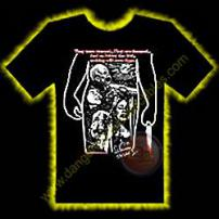 "Friday The 13th ""Ari Lehman"" Horror T-Shirt by Rotten Cotton - LARGE"