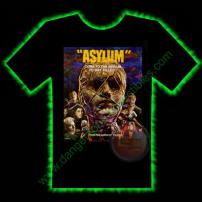 Asylum Horror T-Shirt by Fright Rags - LARGE