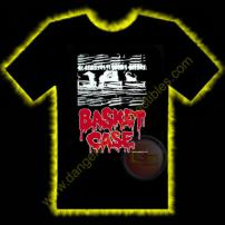 Basket Case Horror T-Shirt by Rotten Cotton - EXTRA LARGE