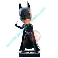 Batman The Dark Knight Batman 2 Bobble Head Knocker by NECA