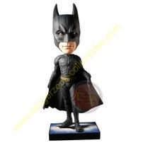 Batman The Dark Knight Bobble Head Knocker by NECA