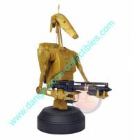 Star Wars Battle Droid Mini Bust by Gentle Giant.