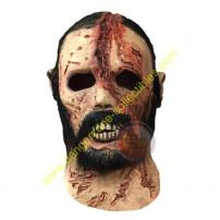 The Walking Dead Beard Walker Full Overhead Mask by Trick Or Treat Studios
