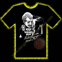 Night Of The Living Dead Horror T-Shirt by Rotten Cotton - MEDIUM