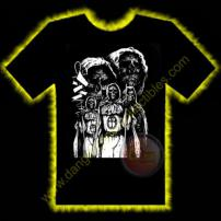 The Blind Dead Horror T-Shirt by Rotten Cotton - LARGE