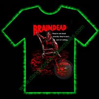 Braindead Horror T-Shirt by Fright Rags - LARGE
